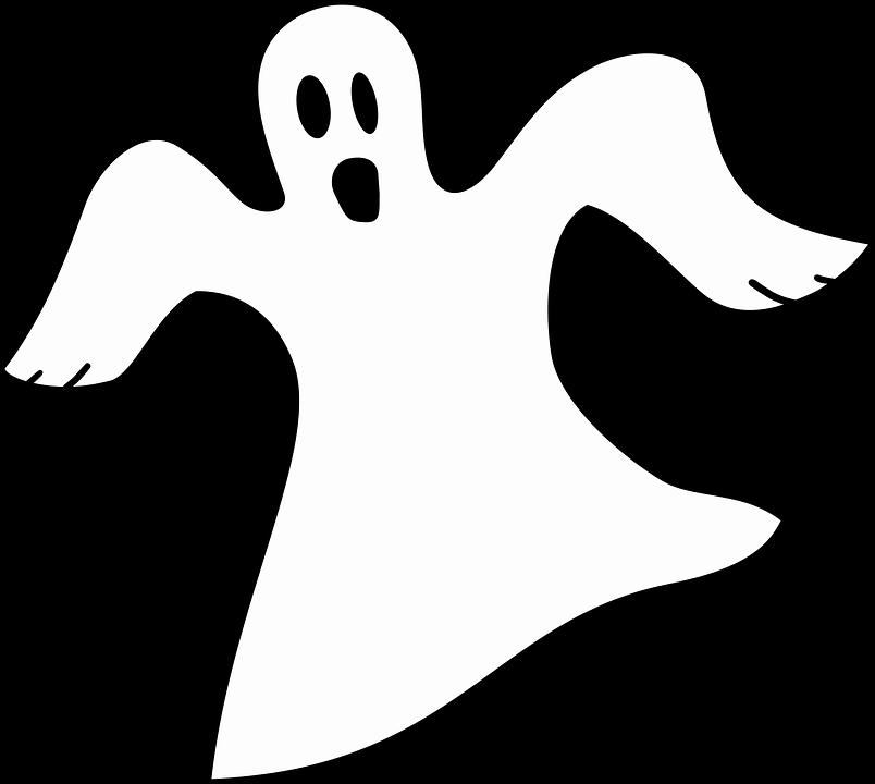 Gespenst Halloween · Kostenlose Vektorgrafik auf Pixabay