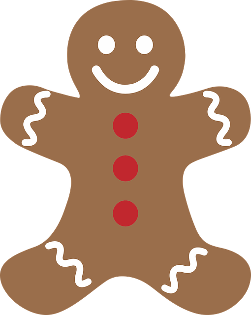 Free vector graphic: Anthropomorphic, Cookie, Decoration ...