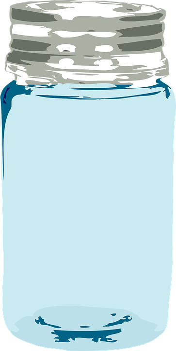 container glass jar free vector graphic on pixabay container glass jar free vector