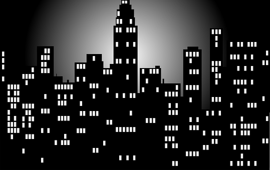 Cityscape Vector Graphics Pixabay Download Free Images