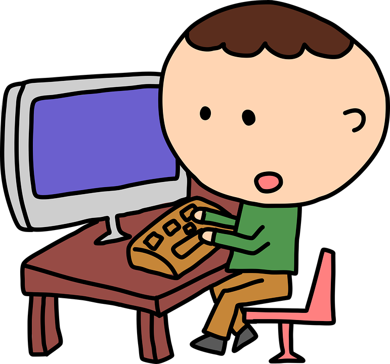 computer animated clipart - photo #17