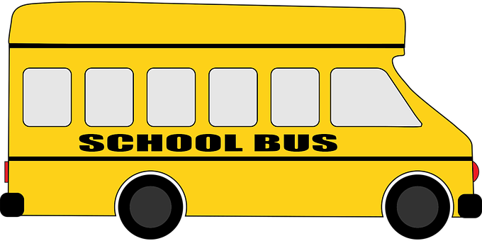 Bus, Children, Education, Learning, Environment, Students, School, Transportation