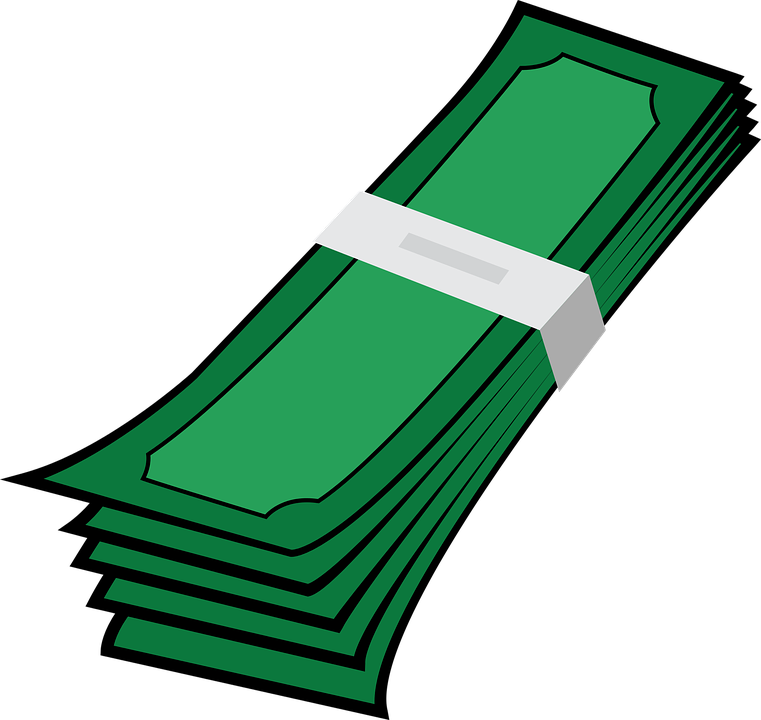 Free vector graphic: Cash, Dollar, Green, Money - Free ...