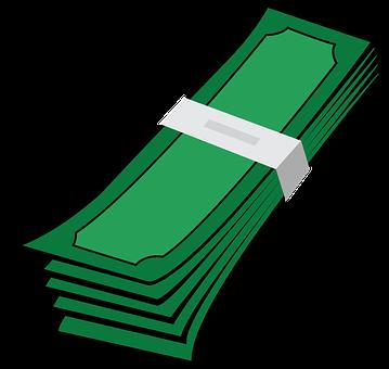 Cash, Dollar, Green, Money