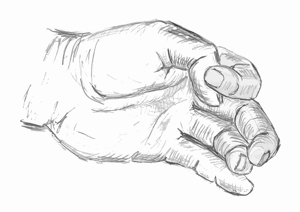 Dibujo Mano Lápiz Gráficos Vectoriales Gratis En Pixabay