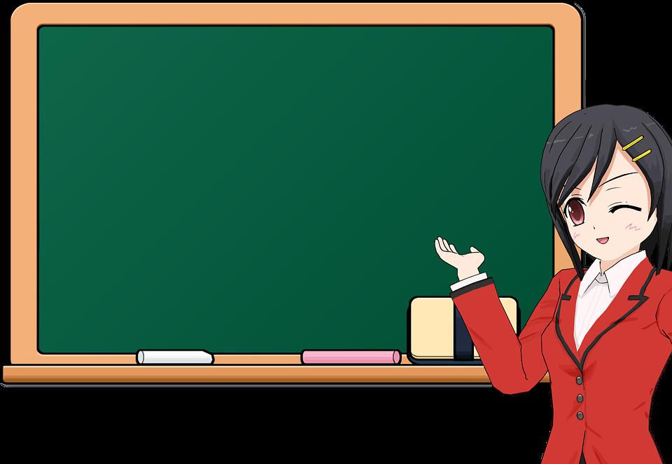 Gambar Anak Perempuan Sekolah Animasi Nusagates
