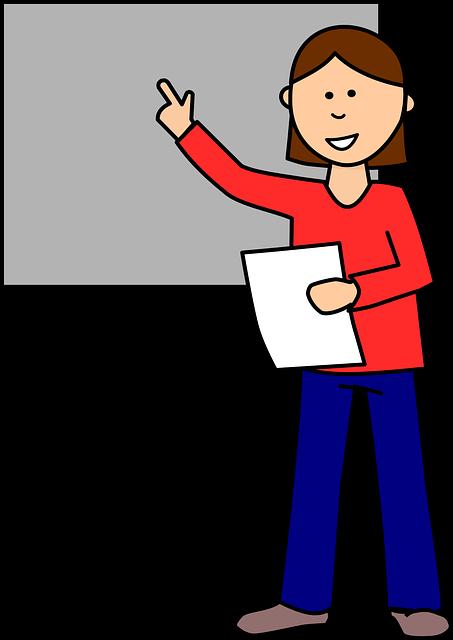Classroom Presentation School · Free vector graphic on Pixabay
