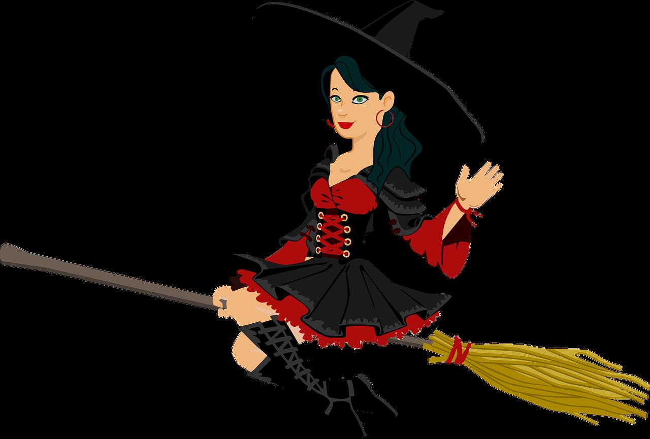Ведьма картинки для детей