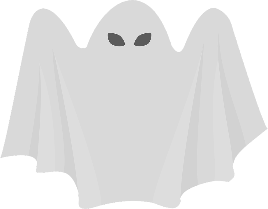 free vector graphic ghost halloween spooky horror free image