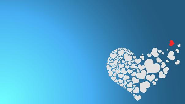 Background Breakup Heart Love Pain Romance