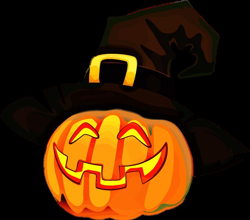 Vector gratis halloween calabaza de miedo imagen - Calabazas de halloween de miedo ...
