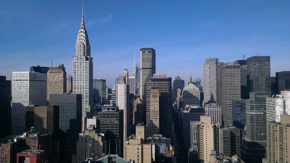 Kostenloses Foto Nyc New York Skyline Kostenloses