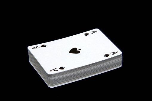 Card, Game, Ace, Poker, Peak, Gaming