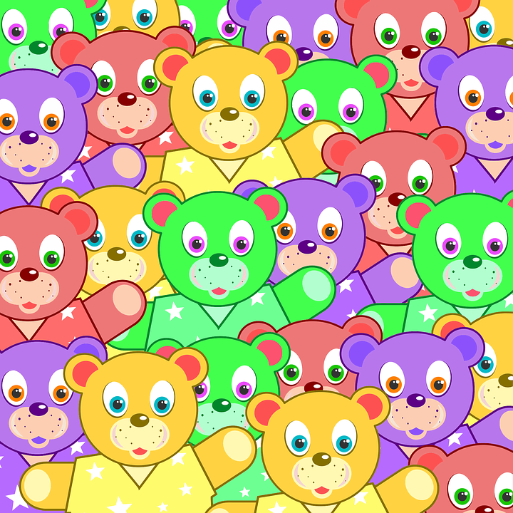 Background Children Colorful · Free vector graphic on Pixabay