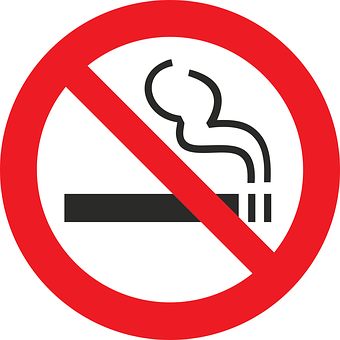 No Smoking, Sign, Prohibited, Forbidden