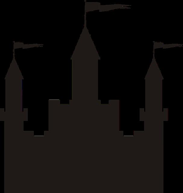 Free Vector Graphic: Architecture, Building, Castle