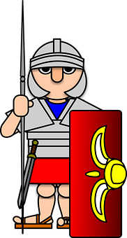 roman soldier images pixabay download free pictures rh pixabay com cartoon roman soldier clipart roman soldier helmet clipart