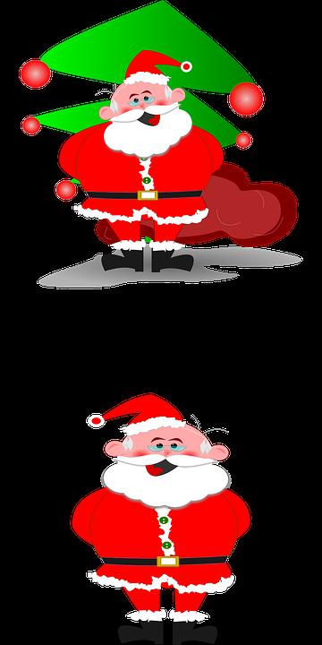 Ho Ho Ho Frohe Weihnachten.Comic Figuren Ho Frohe Kostenlose Vektorgrafik Auf Pixabay