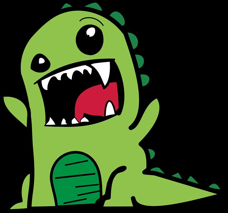 Kartun Komik Dino Gambar Vektor Gratis Di Pixabay