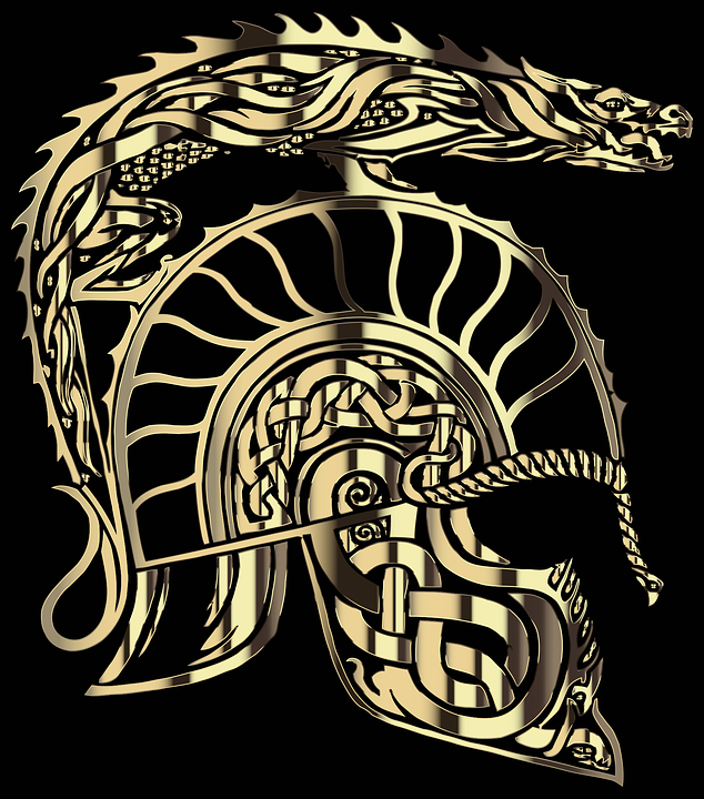 Armor Dragon Helm Free Vector Graphic On Pixabay Gothic dragon scale helmet *hand crafted *custom made using your measurements *7 & 10 oz premium leather: armor dragon helm free vector graphic