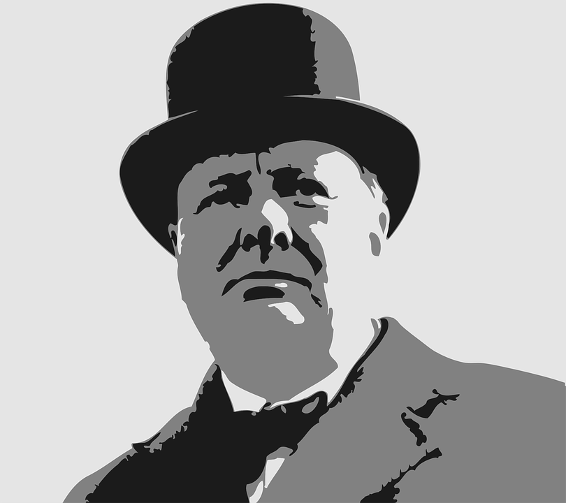 Britain, Churchill, Famous, People, Politician