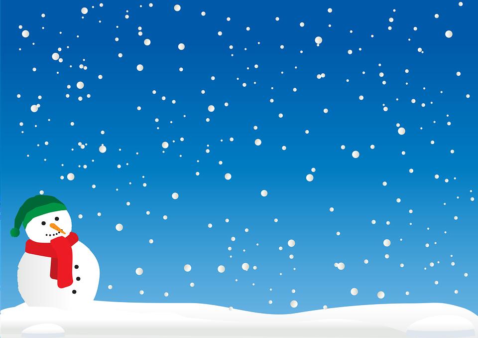 Weihnachten Kälte Landschaft · Kostenlose Vektorgrafik auf Pixabay