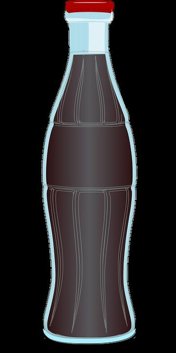 Botella Coque Beber · Gráficos vectoriales gratis en Pixabay  Botella Coque B...