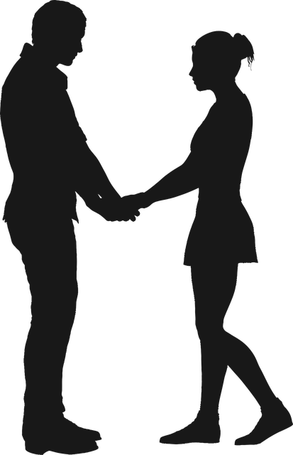 boy couple female 183 free vector graphic on pixabay