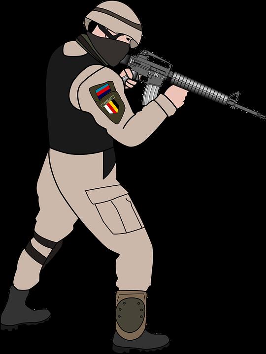 army man cartoon with gun wwwpixsharkcom images