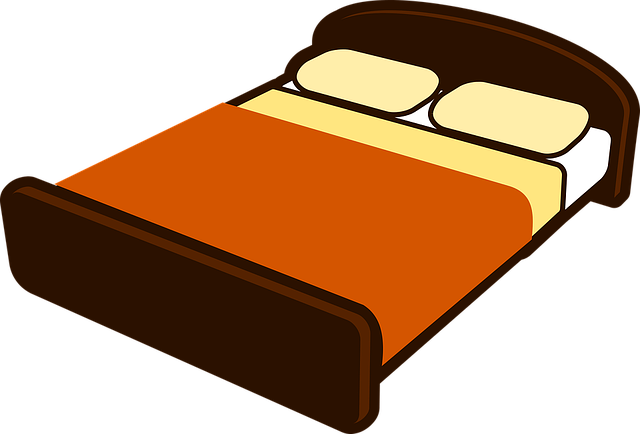 Free vector graphic: Bed, Sleeping, Sleep, Bedroom - Free ...