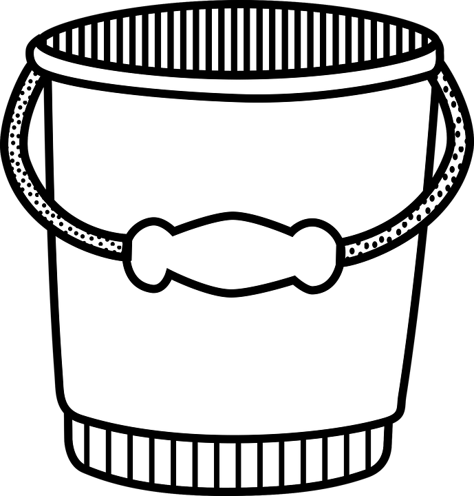 Free Vector Graphic Bucket Container Vessel Free