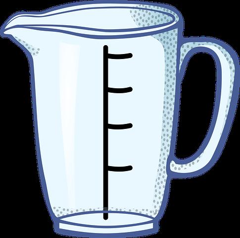 Cup, Kitchen, Liter, Litre, Measuring