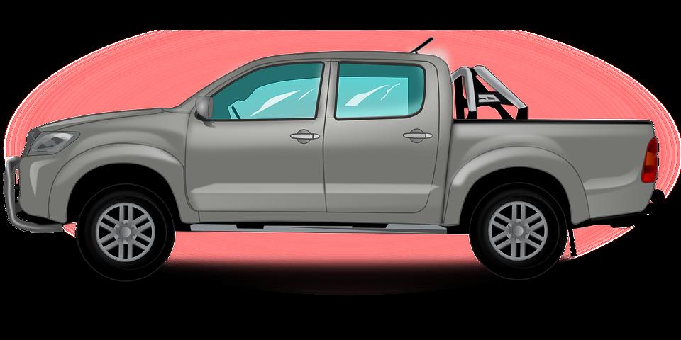 free vector graphic pickup truck car pickup truck. Black Bedroom Furniture Sets. Home Design Ideas