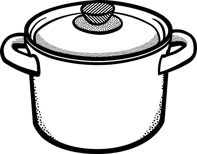 Boiling Food And Cooking Kitchen Free vector graphic on