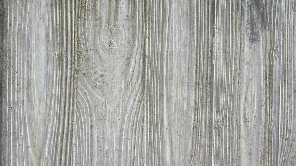 Buro Einrichtung Beton Holz  holzbaume