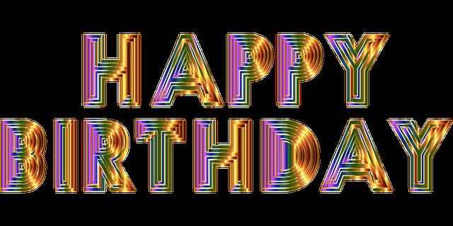 Happy Birthday Celebration Party 183 Free Vector Graphic On