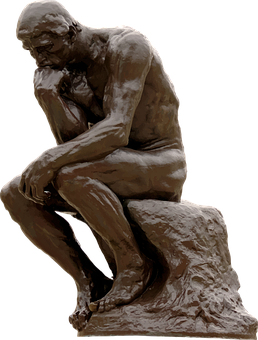 Art, Auguste Rodin, Bronze, Famous