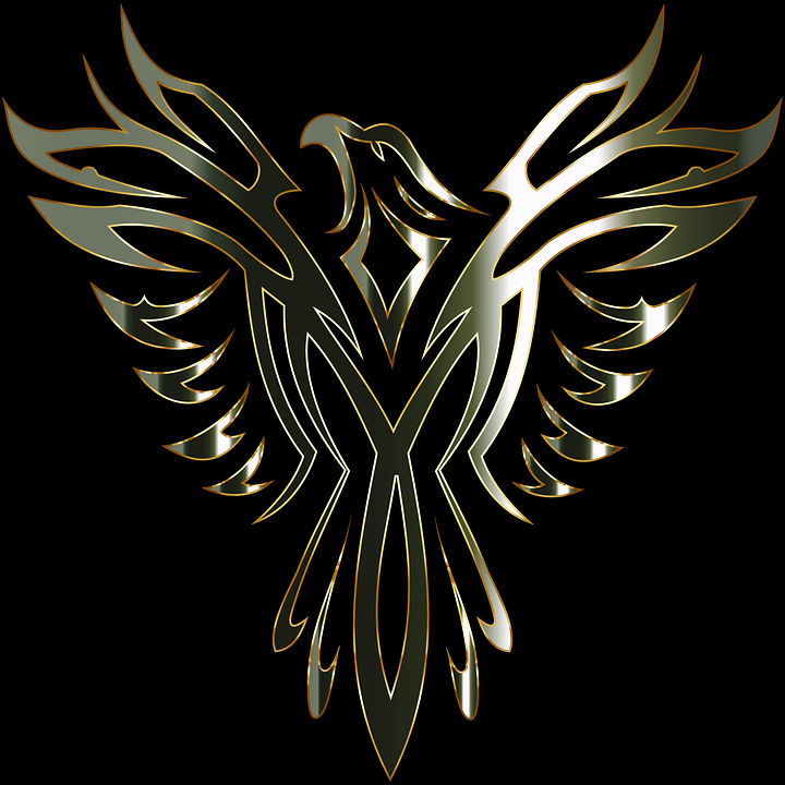 Free vector graphic: Phoenix, Bird, Legendary, Mythical - Free ...