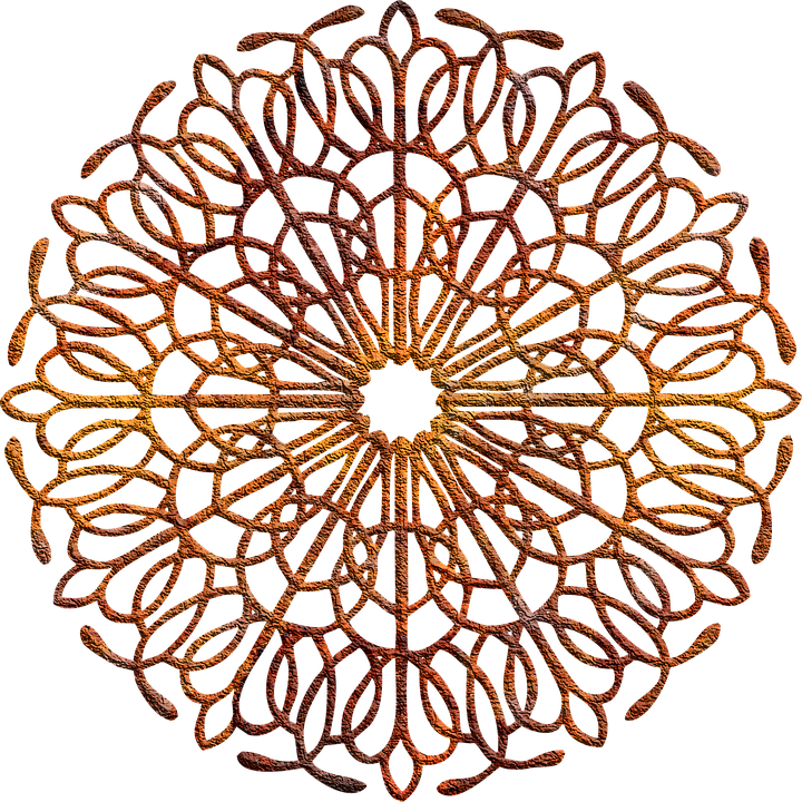 scrapbooking rosette flower 183 free image on pixabay