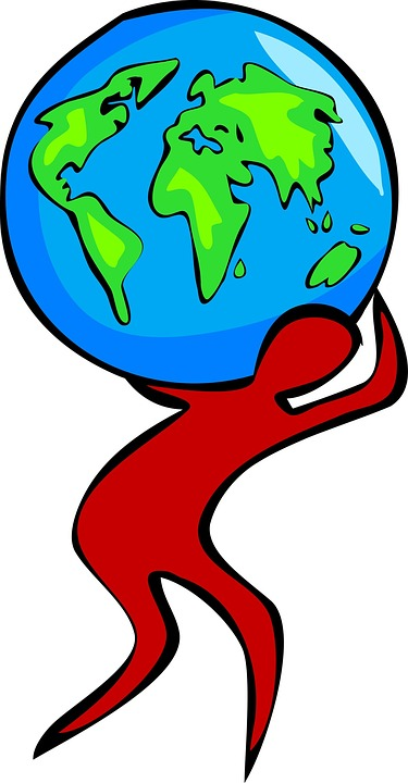 Mundo, En Todo El Mundo, Www, Global, Planeta, Esfera