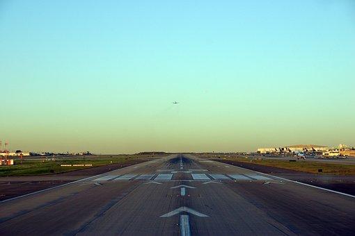 Aeropuerto, Pista, Pista Del Aeropuerto