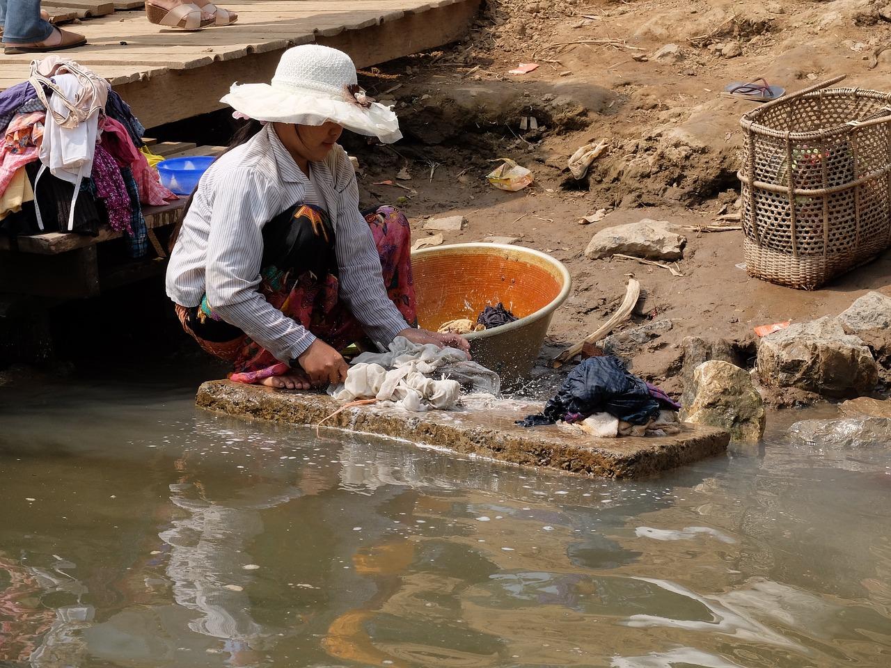 女人梦见河水变红 梦见河水变成血色的