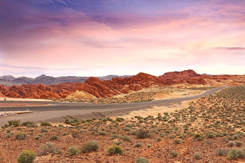 Wüste Las Vegas
