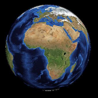 Earth, World, Planet, Globe, Blue Planet