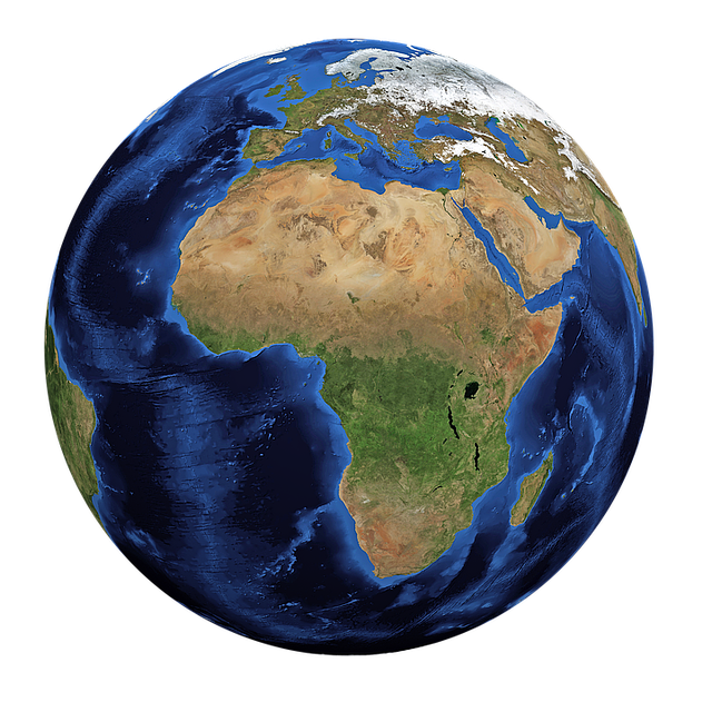 planet earth globe - photo #10