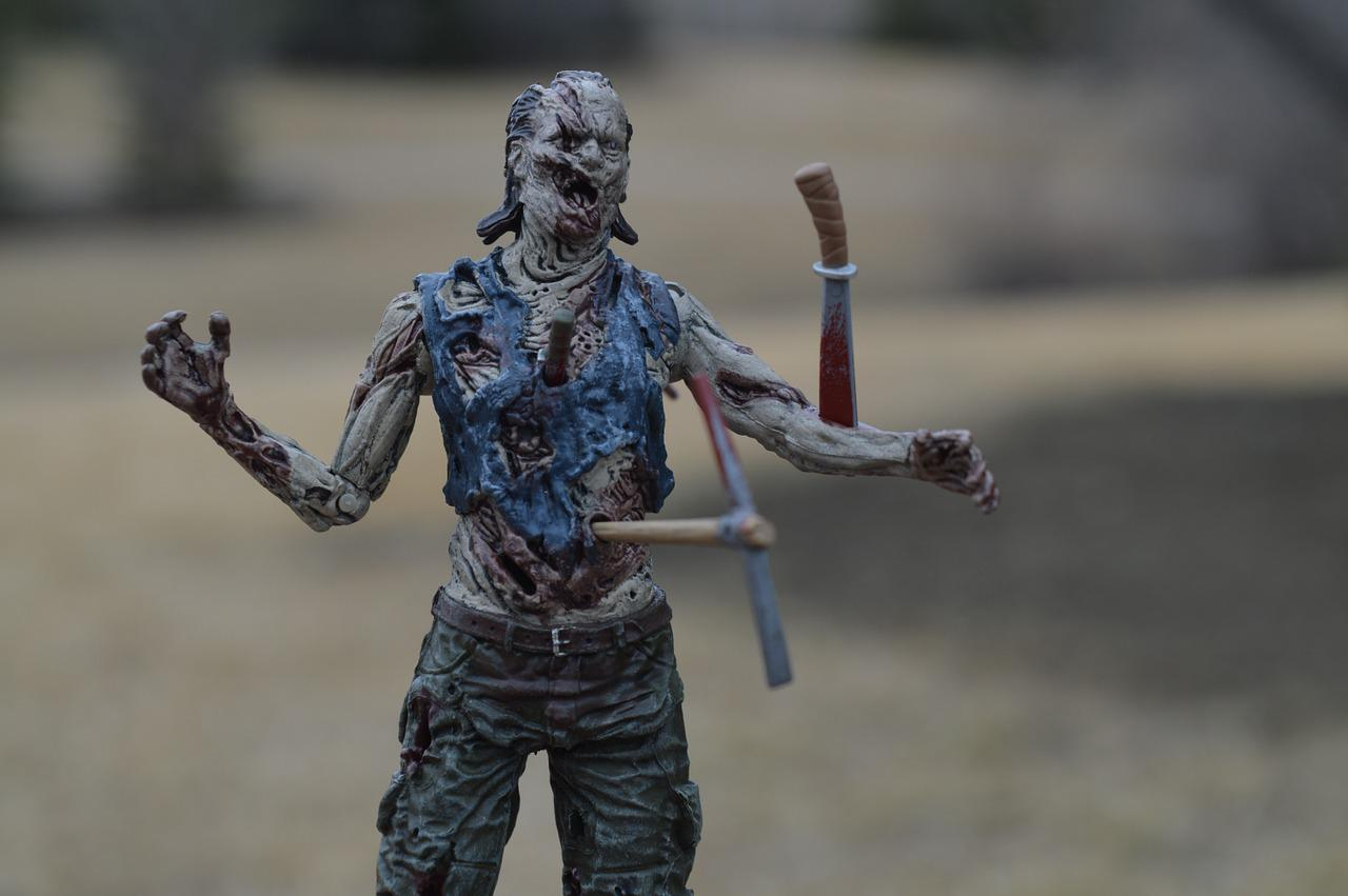 Картинки убитые зомби
