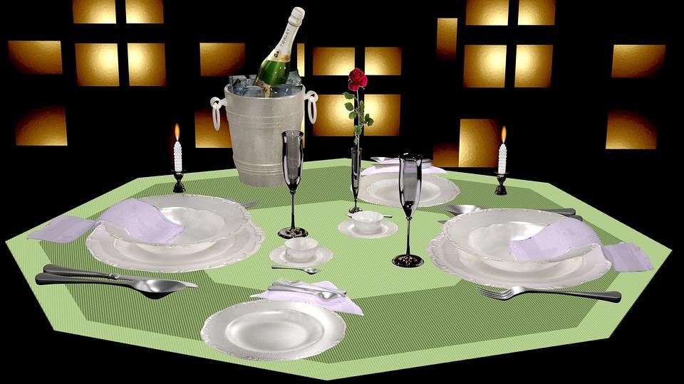 Set Table Place Setting Design 183 Free Image On Pixabay
