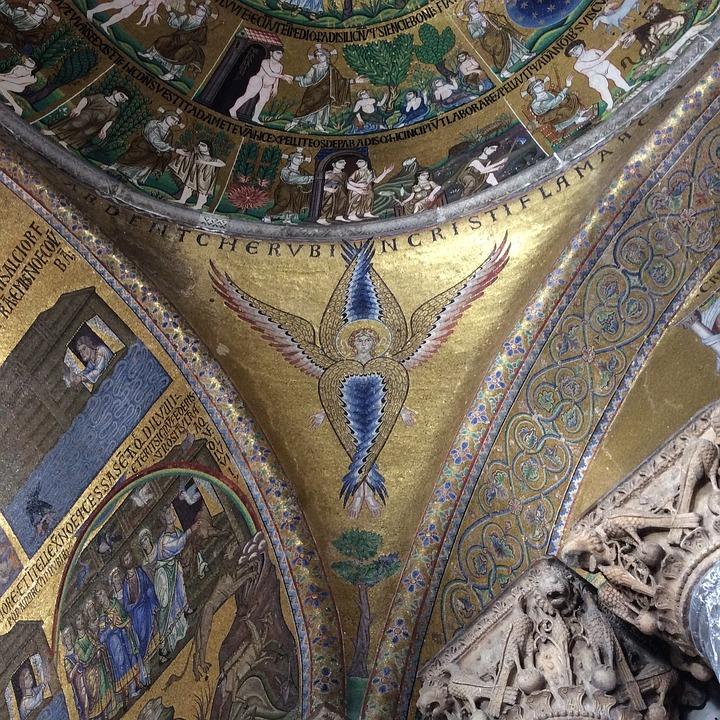 Venecia San Marcos Mosaico · Foto gratis en Pixabay