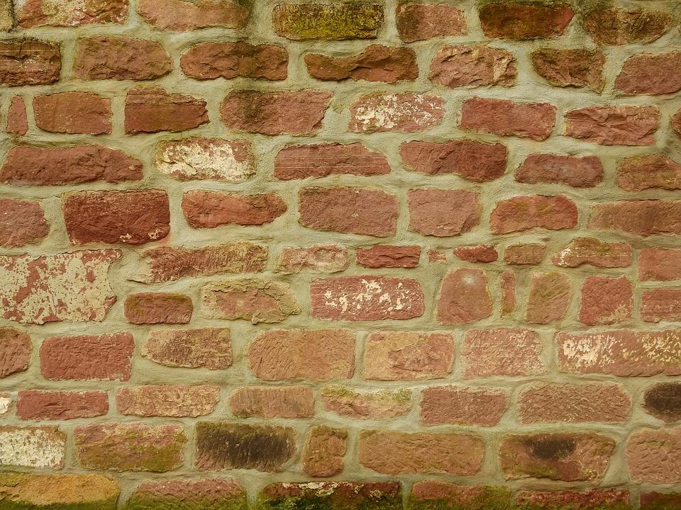 la pared piedra muro muro de piedra textura fondo
