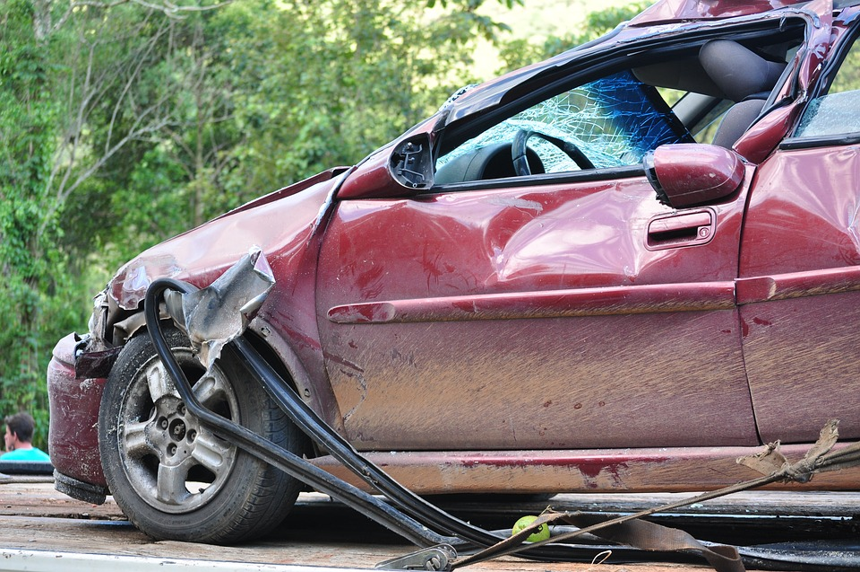 Absturz Auto Autounfall · Kostenloses Foto auf Pixabay
